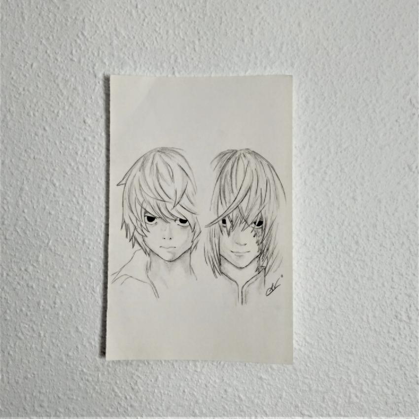 Death Note by Nereaaj